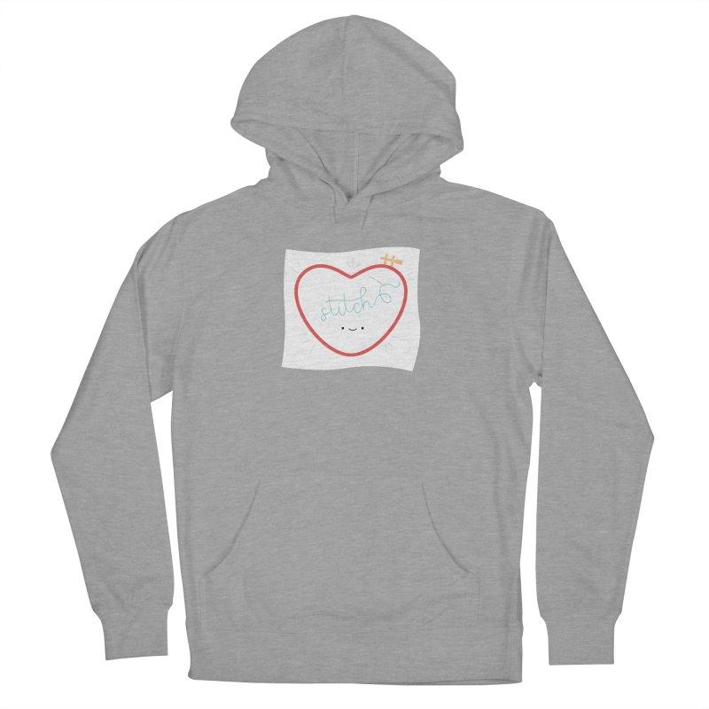 Stitch Love Women's Pullover Hoody by wildolive's Artist Shop