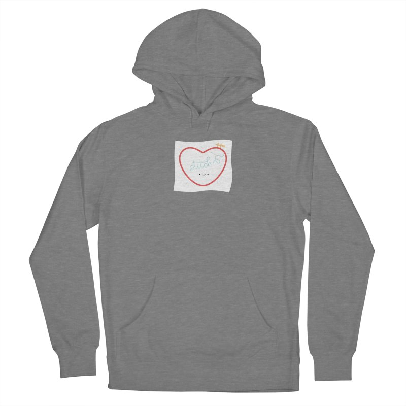 Stitch Love Women's Pullover Hoody by Wild Olive's Artist Shop