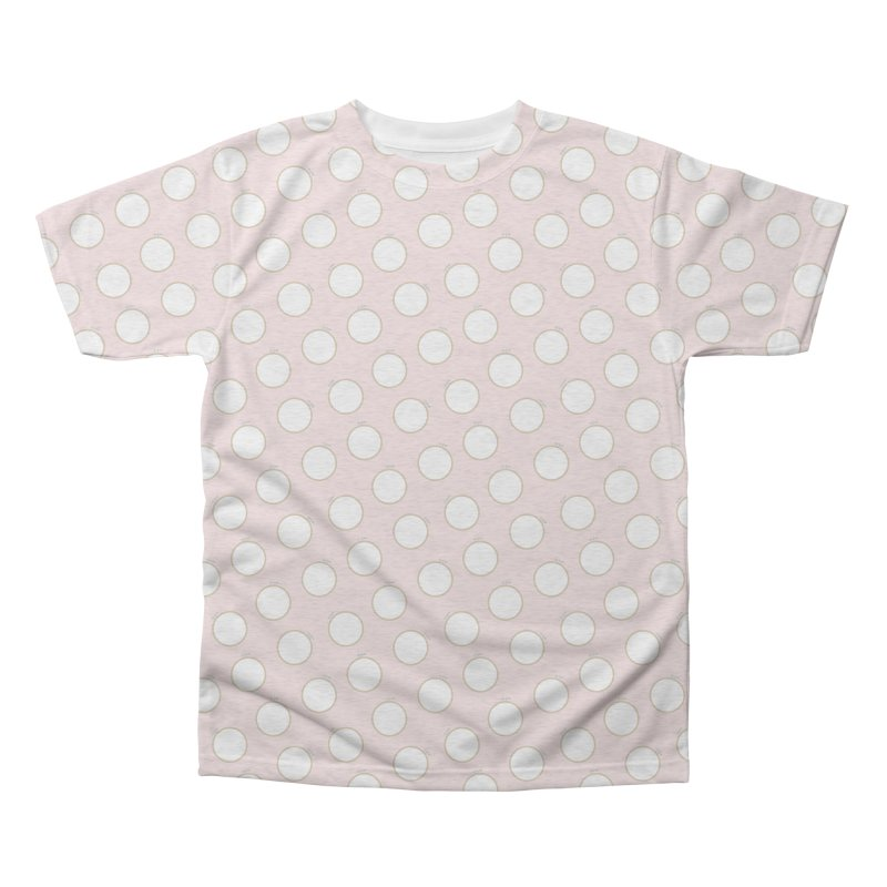 Embroidery Hoops All Over - Pink Men's Triblend All Over Print by Wild Olive's Artist Shop