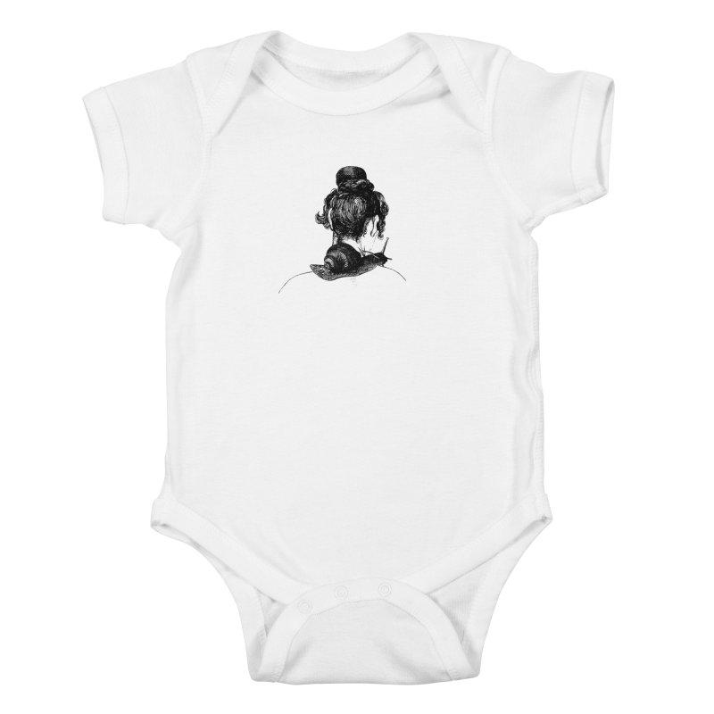 Strange Comfort Kids Baby Bodysuit by Wild Roots Artist Shop