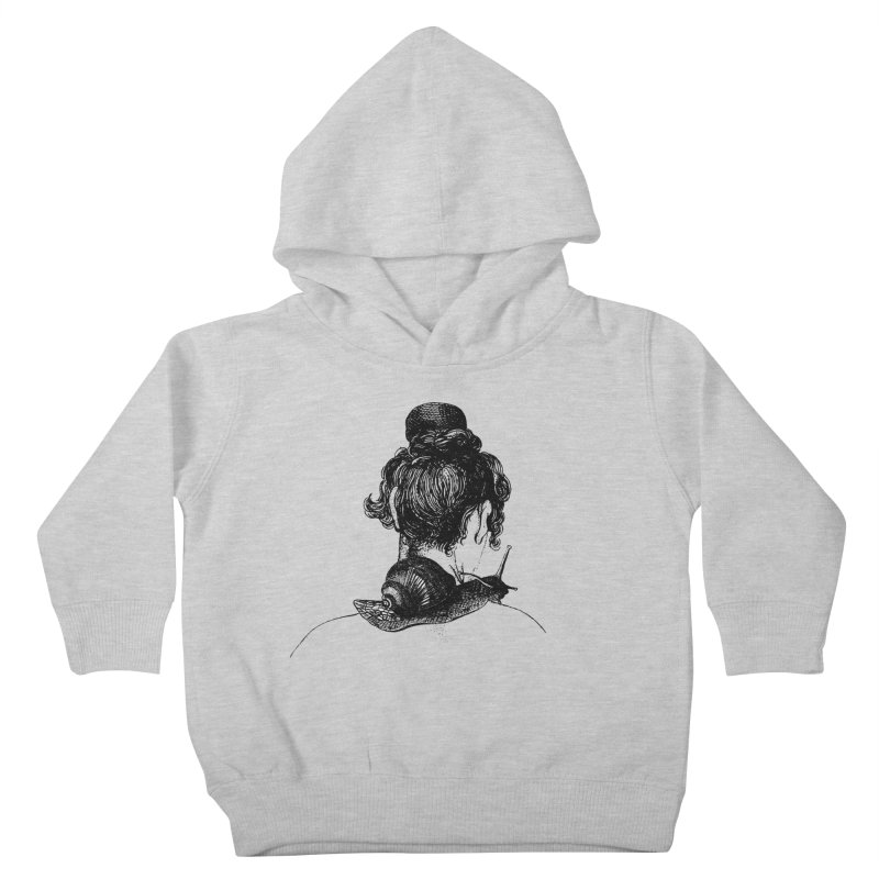 Strange Comfort Kids Toddler Pullover Hoody by Wild Roots Artist Shop