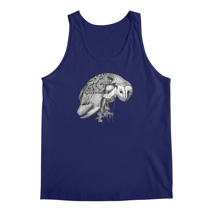 These Eyes Men's Tank by Wild Roots Artist Shop