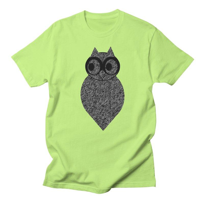 Hoot Men's T-Shirt by Wild Roots Artist Shop