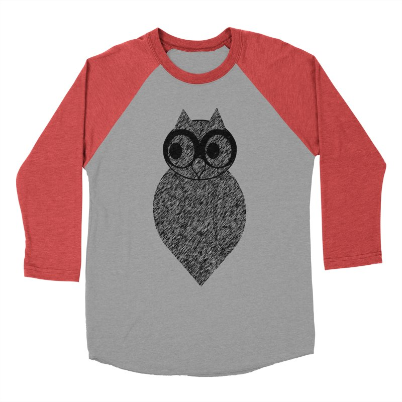 Hoot Men's Longsleeve T-Shirt by Wild Roots Artist Shop