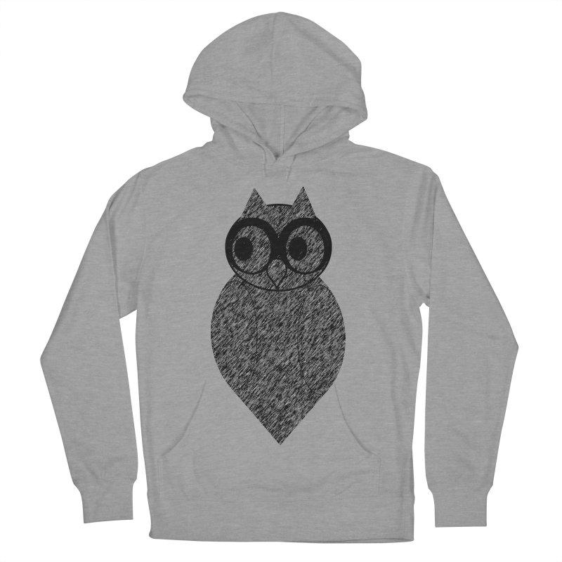 Hoot Women's Pullover Hoody by Wild Roots Artist Shop