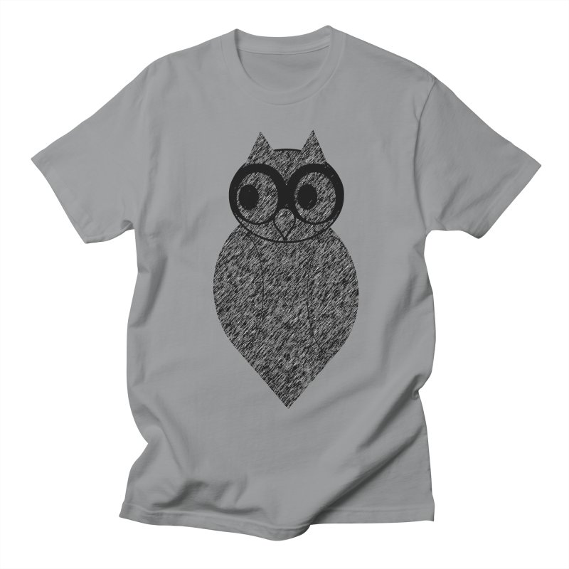 Hoot Women's Unisex T-Shirt by Wild Roots Artist Shop