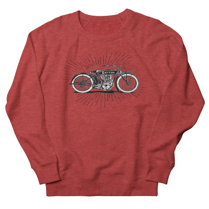 Ready To Roost Men's Sweatshirt by Wild Roots Artist Shop