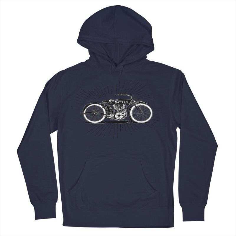 Ready To Roost Men's Pullover Hoody by Wild Roots Artist Shop