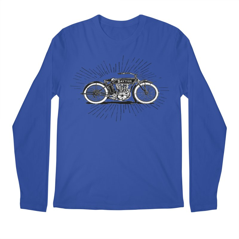 Ready To Roost Men's Longsleeve T-Shirt by Wild Roots Artist Shop