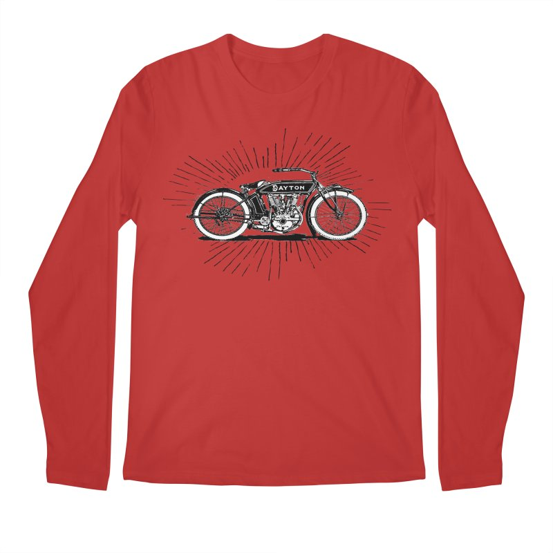 Ready To Roost Men's Regular Longsleeve T-Shirt by Wild Roots Artist Shop