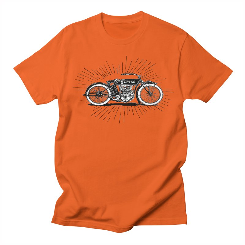 Ready To Roost Men's T-Shirt by Wild Roots Artist Shop