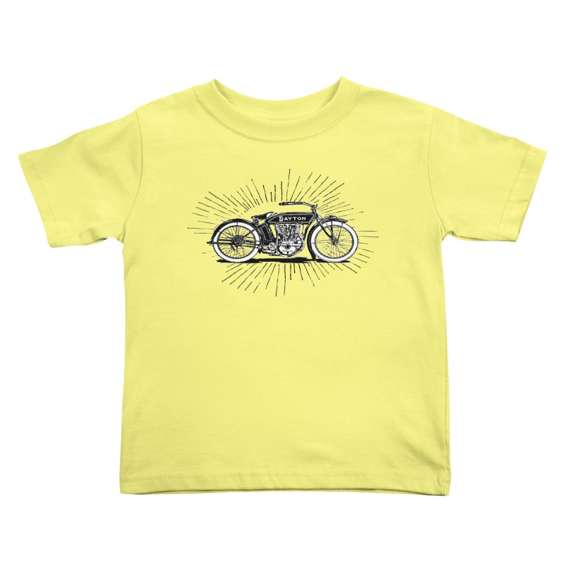 Ready To Roost Kids Toddler T-Shirt by Wild Roots Artist Shop