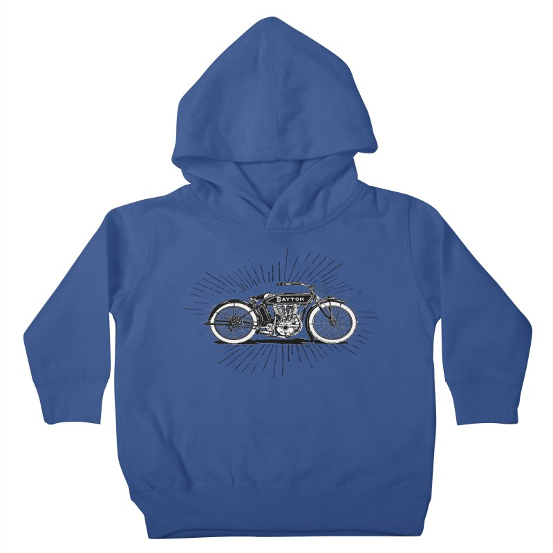 Ready To Roost Kids Toddler Pullover Hoody by Wild Roots Artist Shop