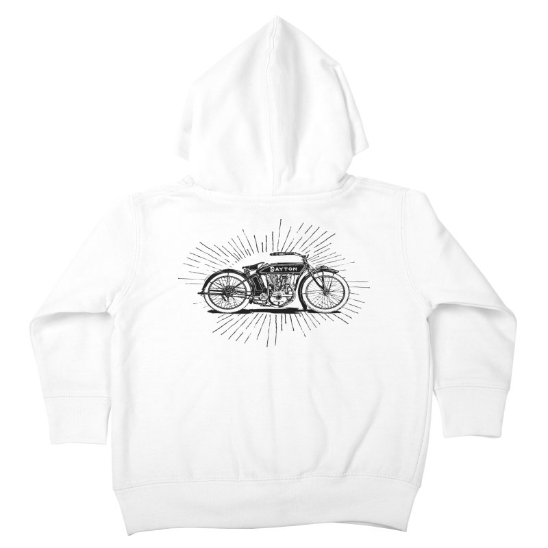 Ready To Roost Kids Toddler Zip-Up Hoody by Wild Roots Artist Shop