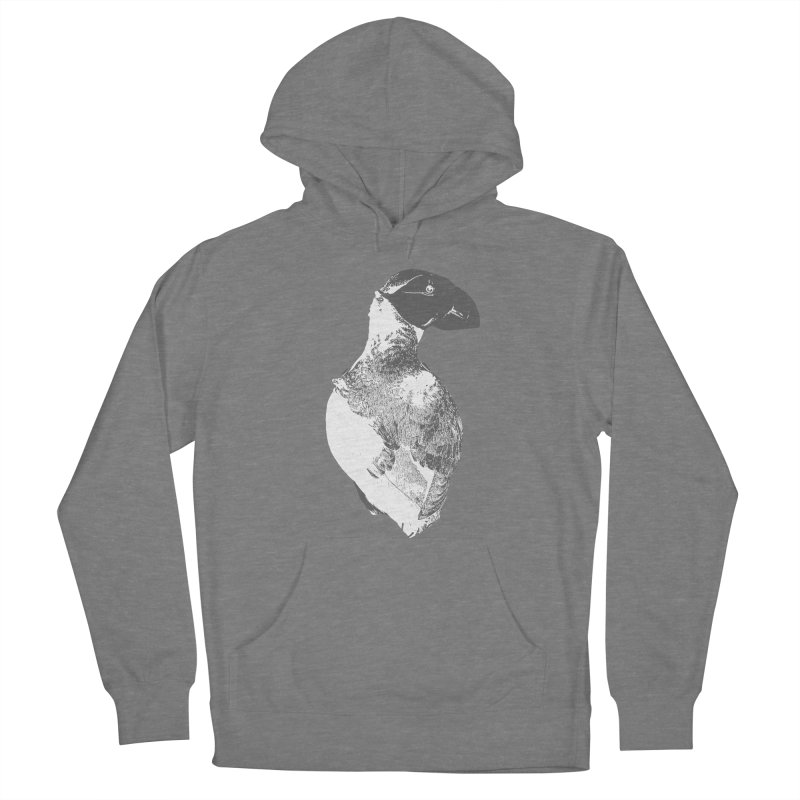 Canadiana Men's French Terry Pullover Hoody by Wild Roots Artist Shop