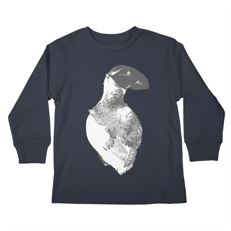 Canadiana Kids Longsleeve T-Shirt by Wild Roots Artist Shop