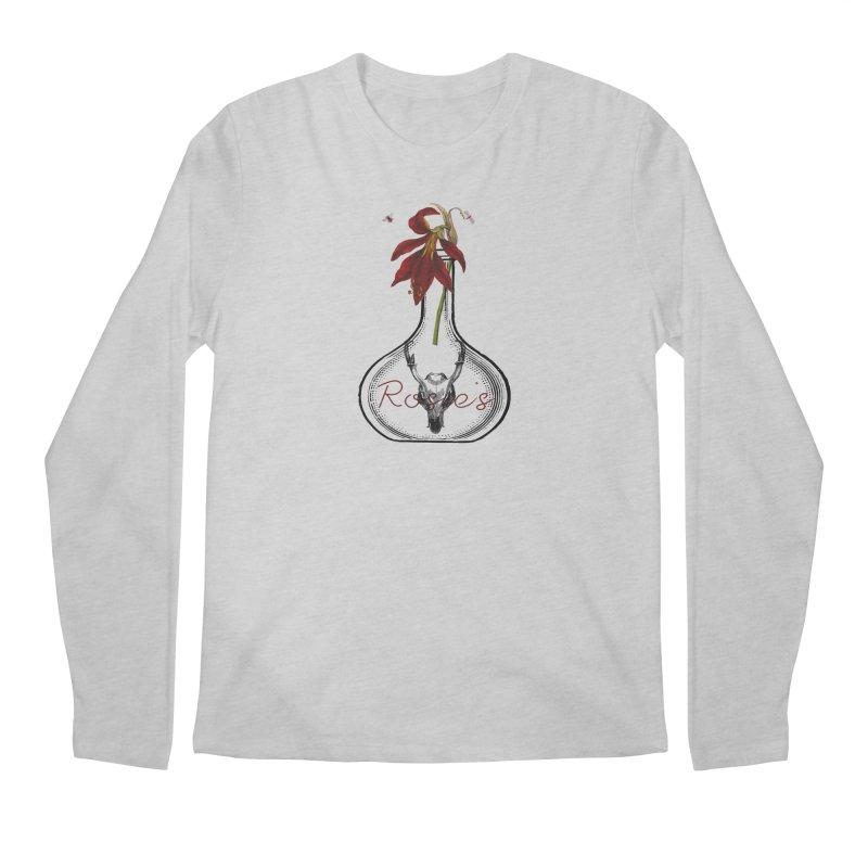 Rosie's Men's Longsleeve T-Shirt by Wild Roots Artist Shop