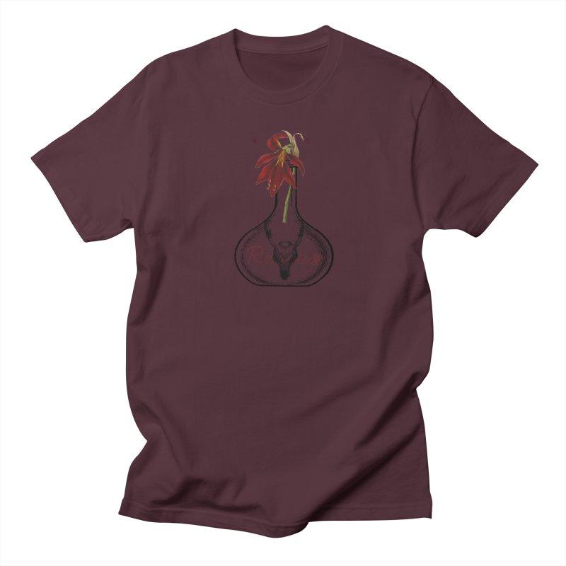 Rosie's Women's Unisex T-Shirt by Wild Roots Artist Shop