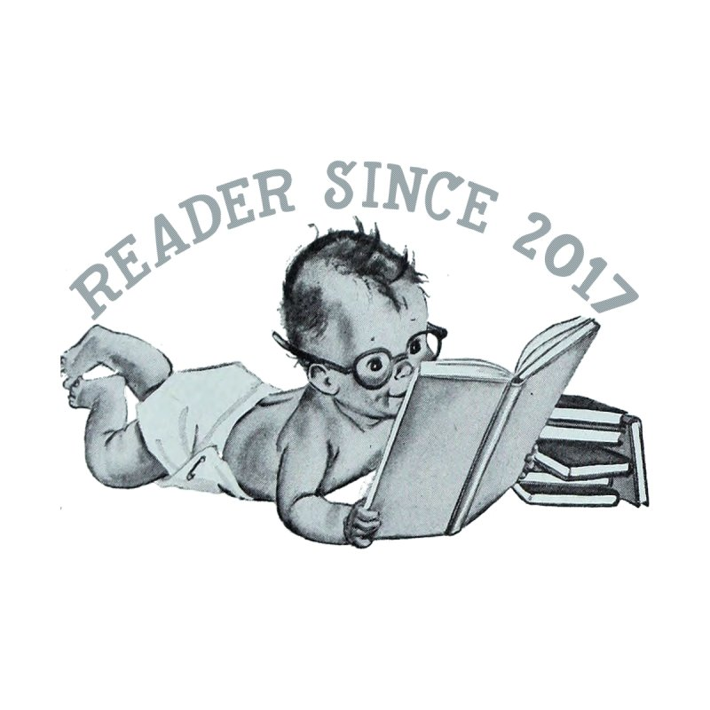 Future Reader by Wild Roots Artist Shop
