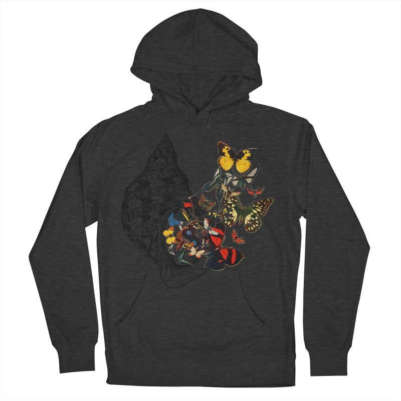 Beauty Within Men's Pullover Hoody by Wild Roots Artist Shop
