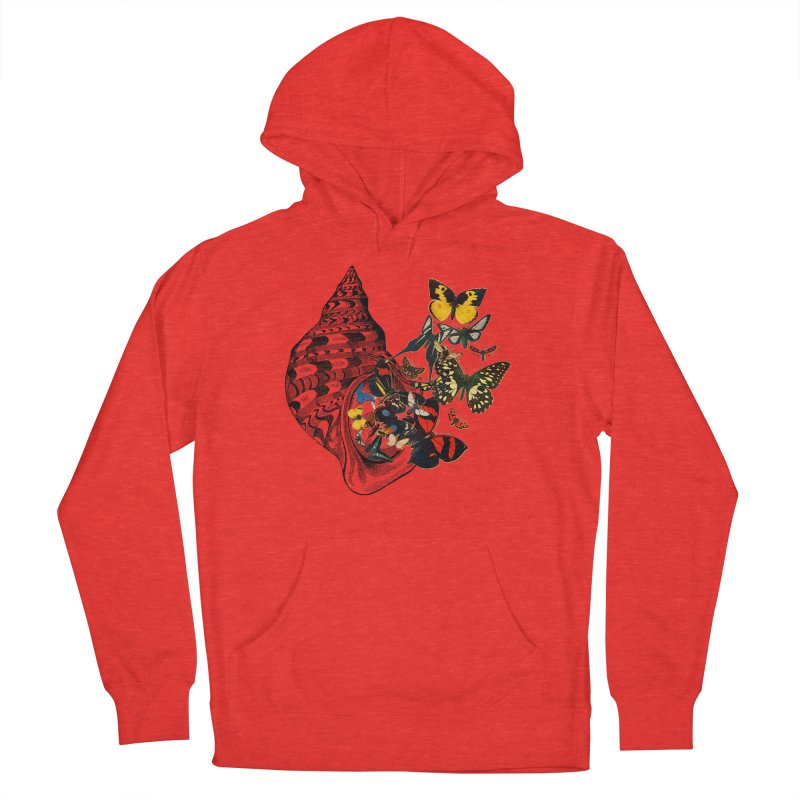 Beauty Within Women's Pullover Hoody by Wild Roots Artist Shop