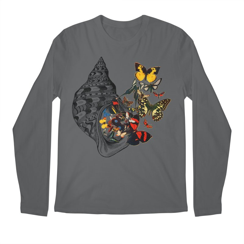 Beauty Within Men's Longsleeve T-Shirt by Wild Roots Artist Shop