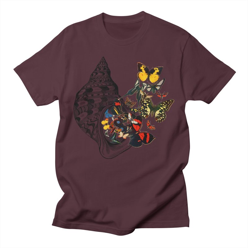 Beauty Within Women's Unisex T-Shirt by Wild Roots Artist Shop