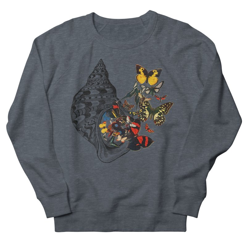 Beauty Within Women's French Terry Sweatshirt by Wild Roots Artist Shop