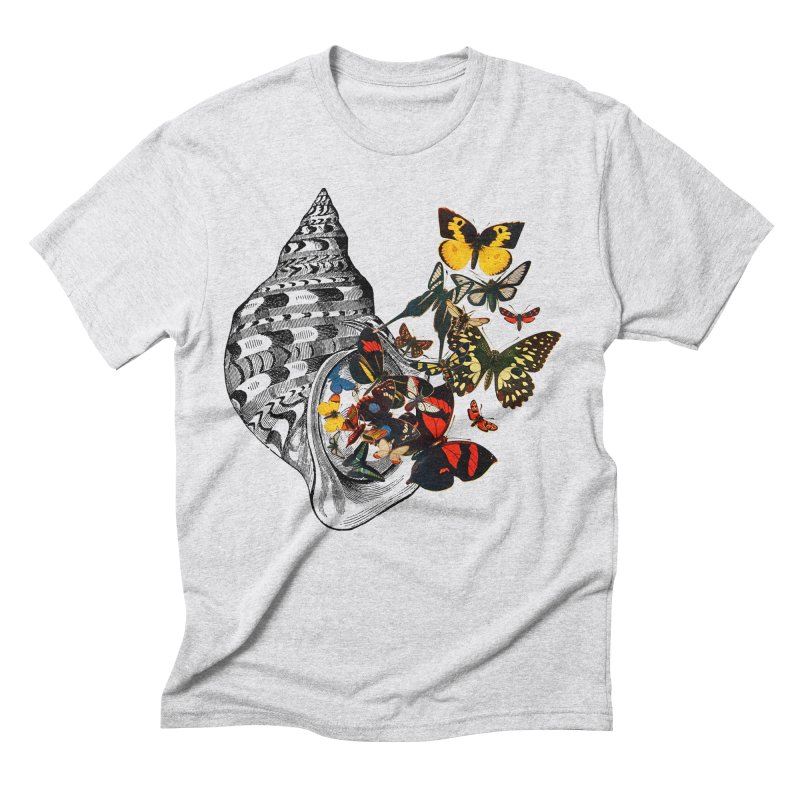 Beauty Within Men's Triblend T-Shirt by Wild Roots Artist Shop