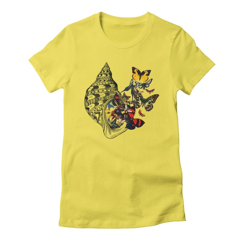 Beauty Within Women's T-Shirt by Wild Roots Artist Shop