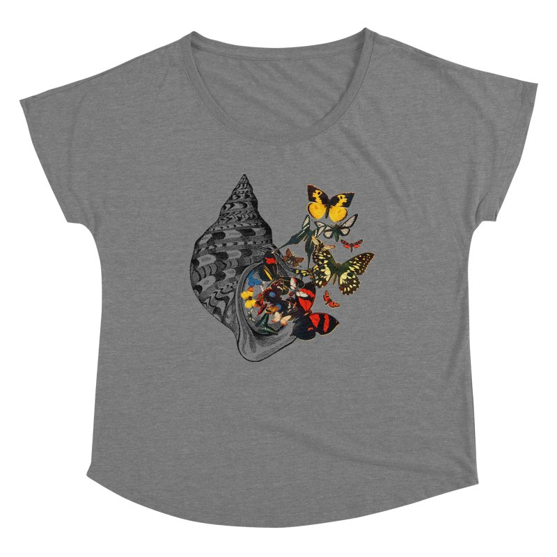 Beauty Within Women's Scoop Neck by Wild Roots Artist Shop