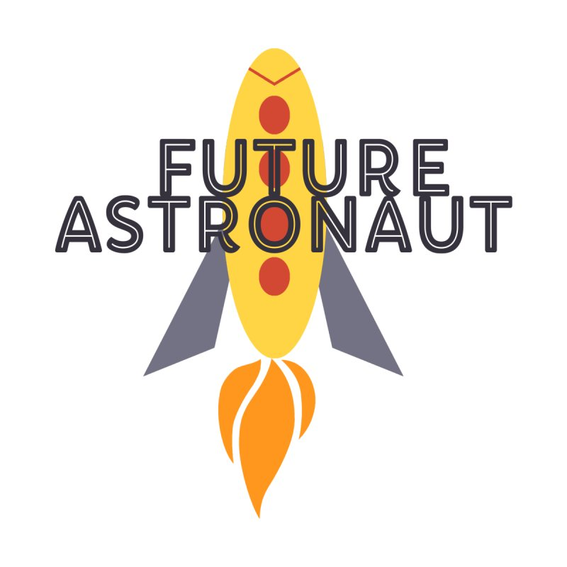 Future Astronaut by Wild Roots Artist Shop