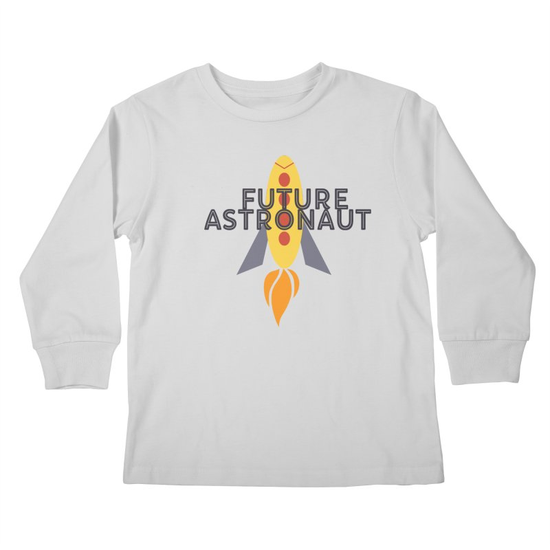 Future Astronaut Kids  by Wild Roots Artist Shop