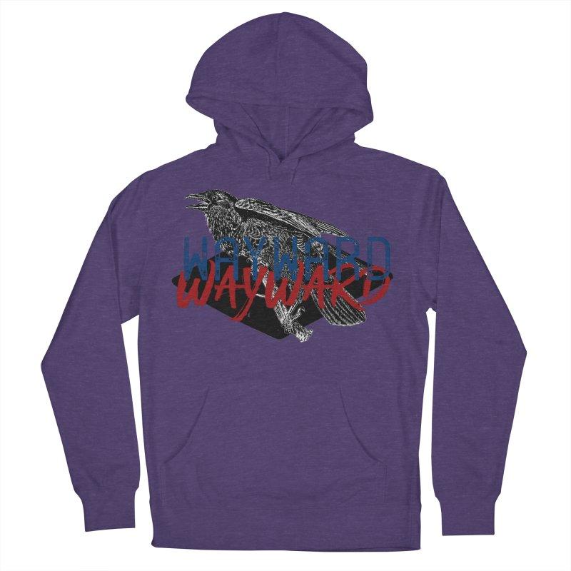 Wayward Men's Pullover Hoody by Wild Roots Artist Shop