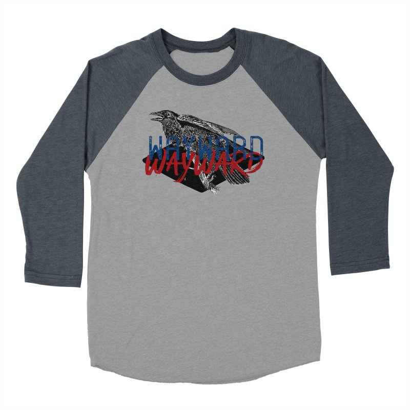 Wayward Women's Longsleeve T-Shirt by Wild Roots Artist Shop