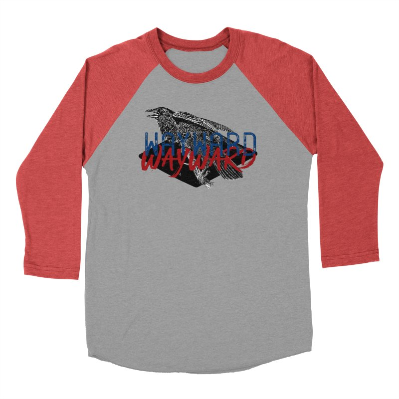Wayward Men's Longsleeve T-Shirt by Wild Roots Artist Shop