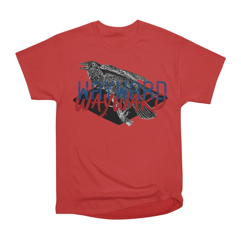 Wayward Men's Heavyweight T-Shirt by Wild Roots Artist Shop