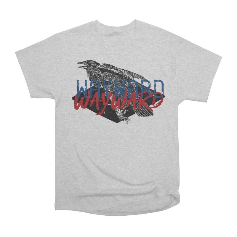 Wayward Men's Heavyweight T-Shirt by Wild Roots Artist Shop