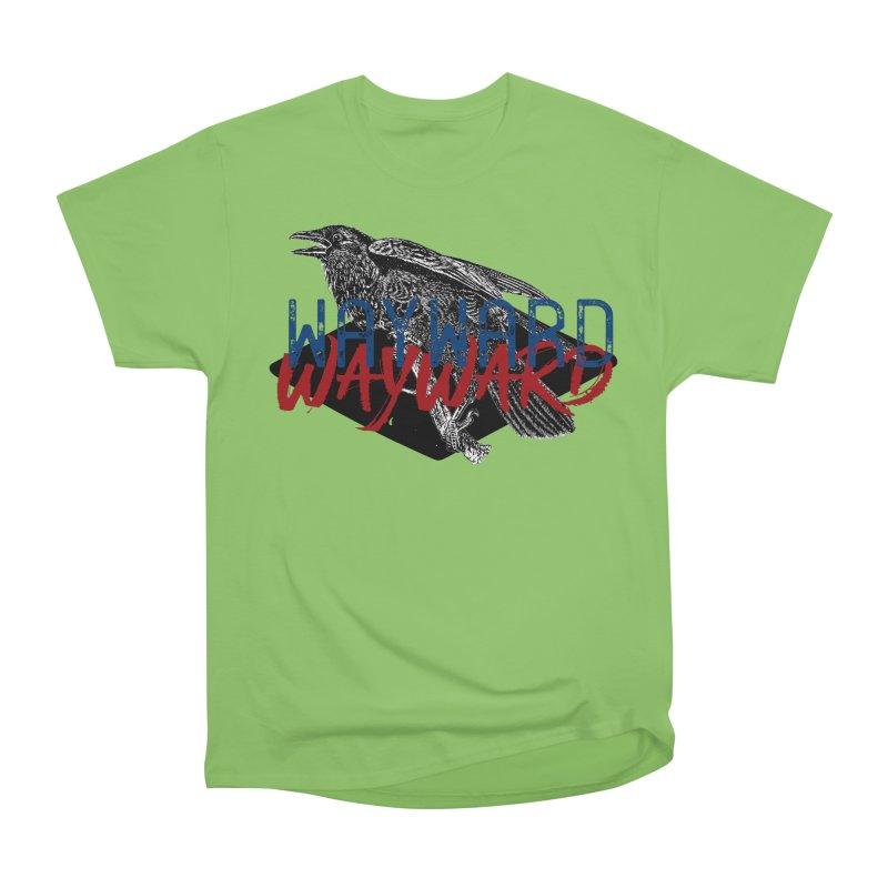 Wayward Women's Heavyweight Unisex T-Shirt by Wild Roots Artist Shop