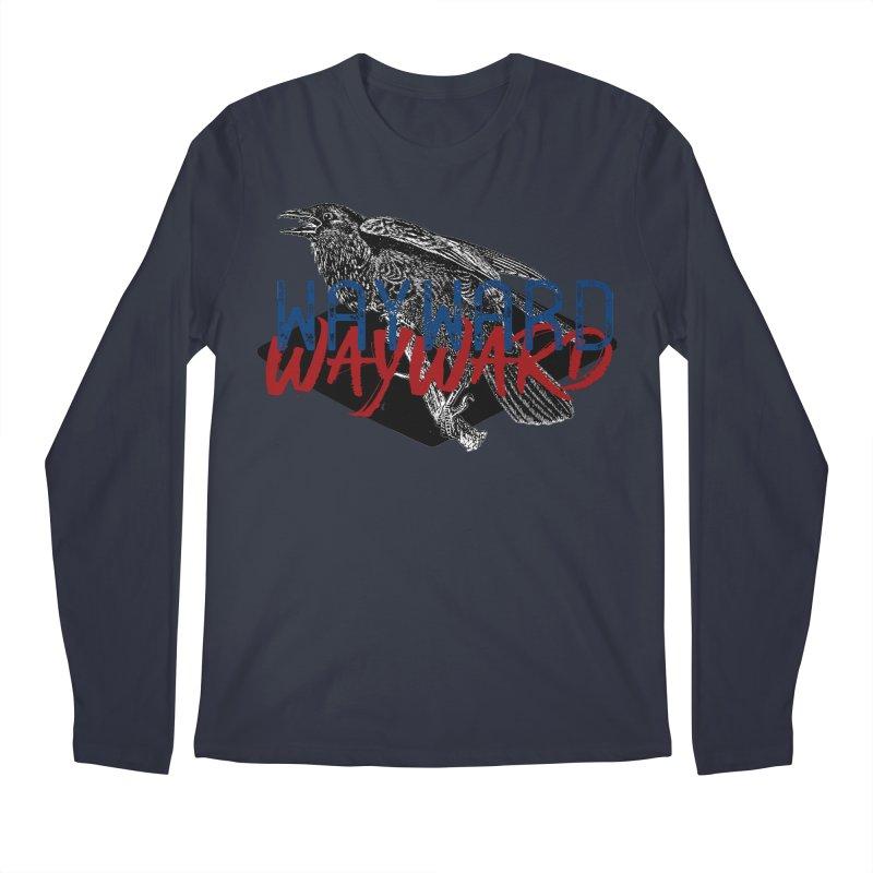 Wayward Men's Regular Longsleeve T-Shirt by Wild Roots Artist Shop