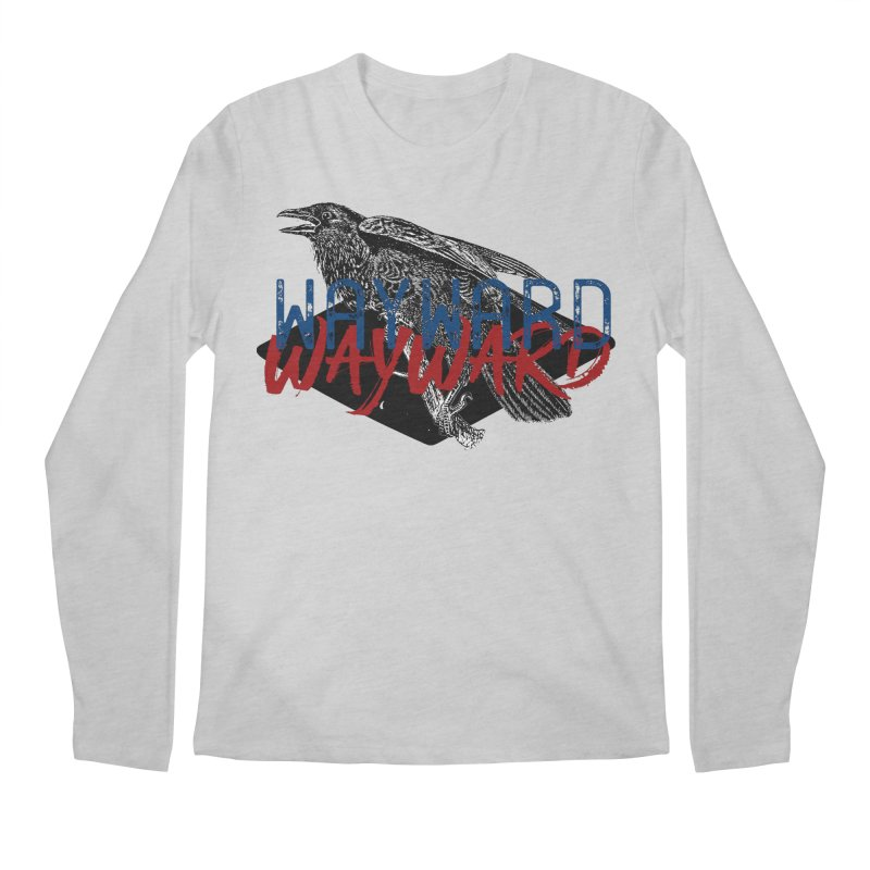 Wayward Men's Regular Longsleeve T-Shirt by Wild Roots Artist Shop