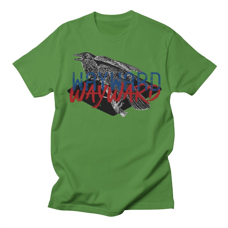 Wayward Men's Regular T-Shirt by Wild Roots Artist Shop