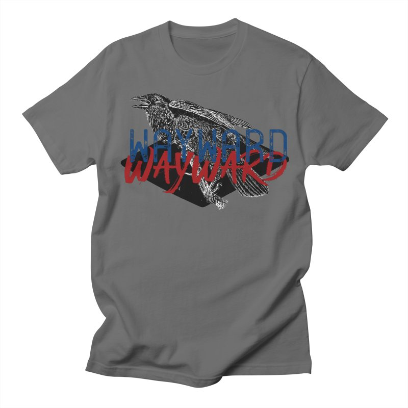 Wayward Women's Regular Unisex T-Shirt by Wild Roots Artist Shop