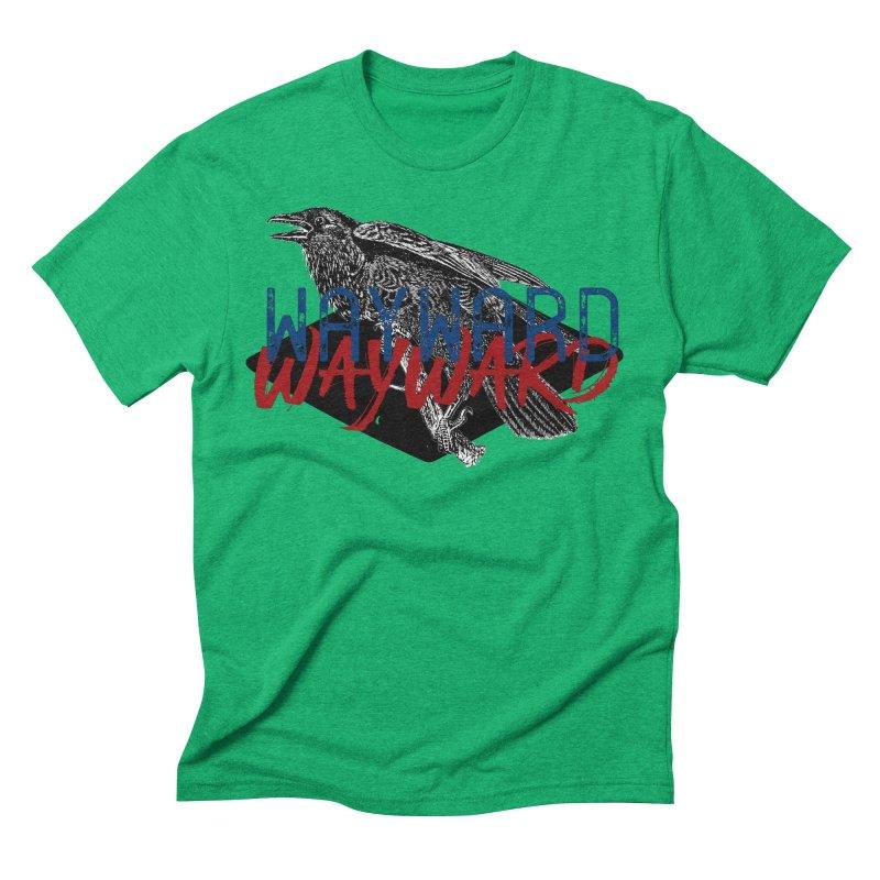 Wayward Men's Triblend T-Shirt by Wild Roots Artist Shop
