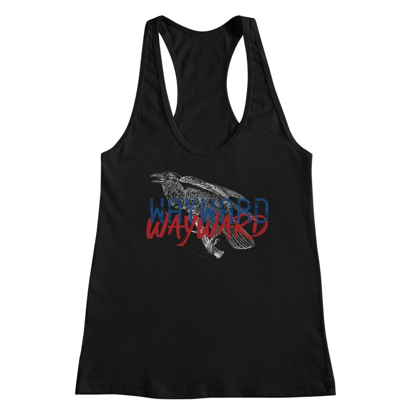 Wayward Women's Tank by Wild Roots Artist Shop