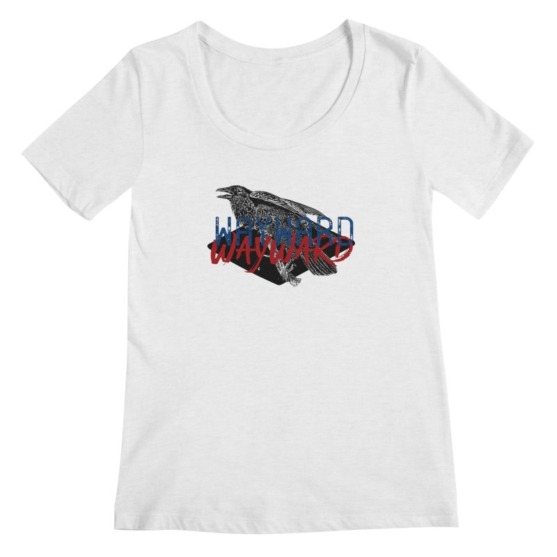 Wayward Women's Scoop Neck by Wild Roots Artist Shop