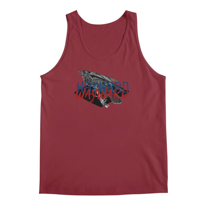 Wayward Men's Tank by Wild Roots Artist Shop