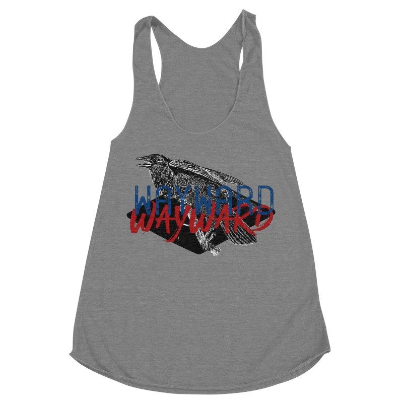 Wayward Women's Tank by Wild Roots Artist Shop