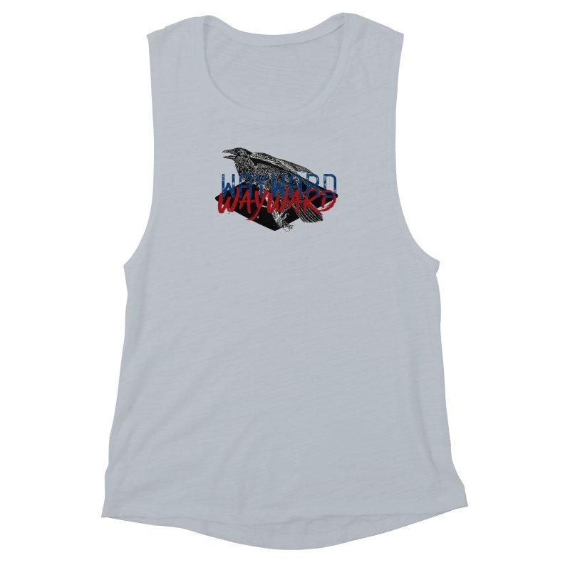 Wayward Women's Muscle Tank by Wild Roots Artist Shop