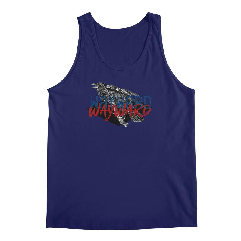 Wayward Men's Regular Tank by Wild Roots Artist Shop